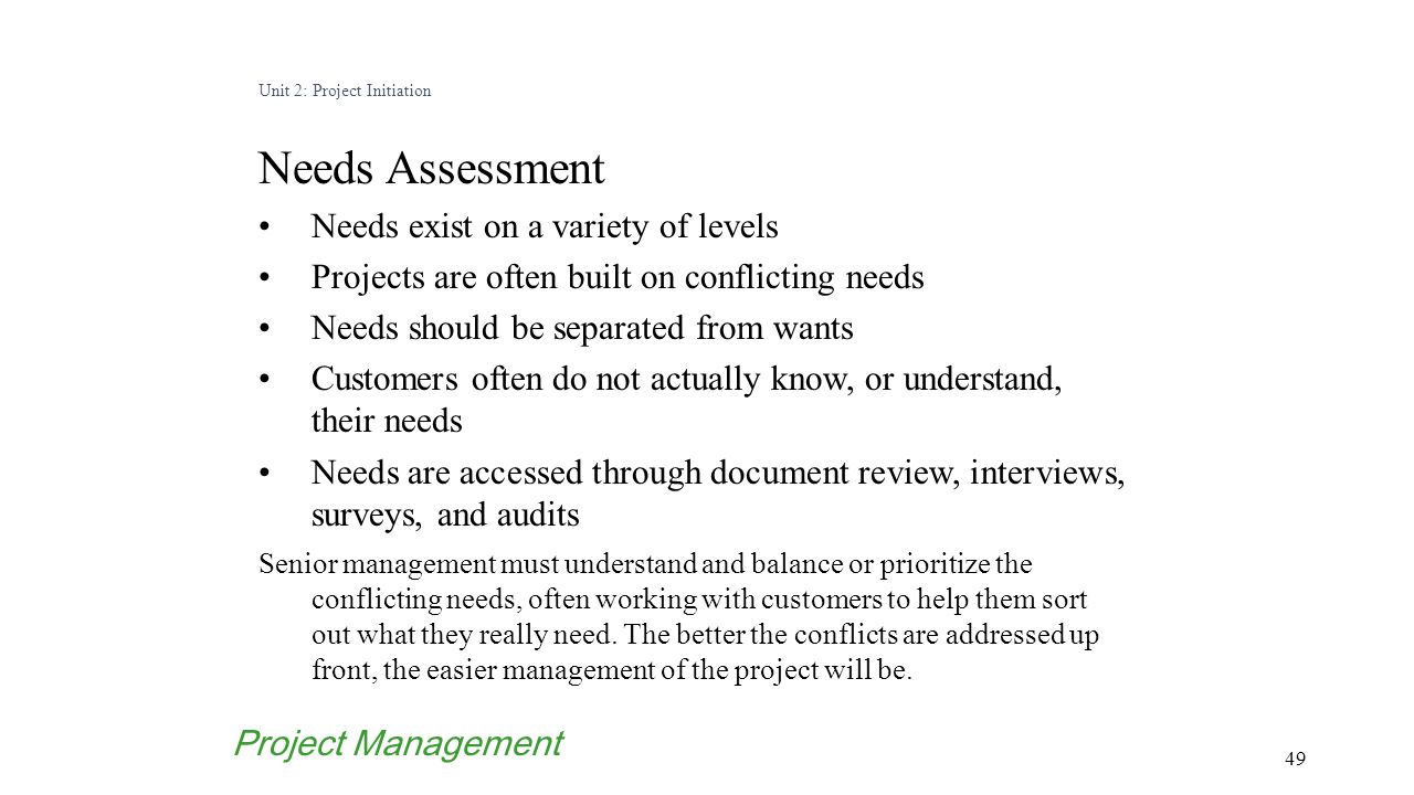 project management case study interview questions