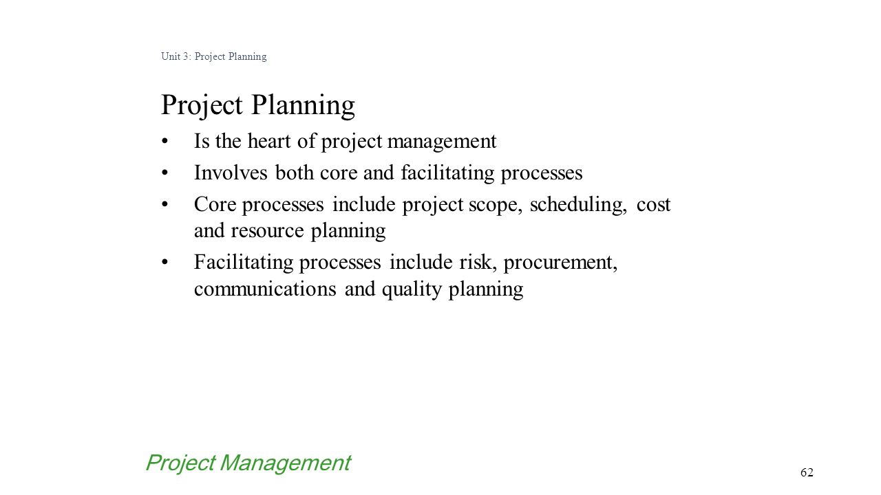 project planning and control resource management case study Planning, programming and monitoring projects  the course will benefit persons who are new to project management,  case study  day 1: a results.