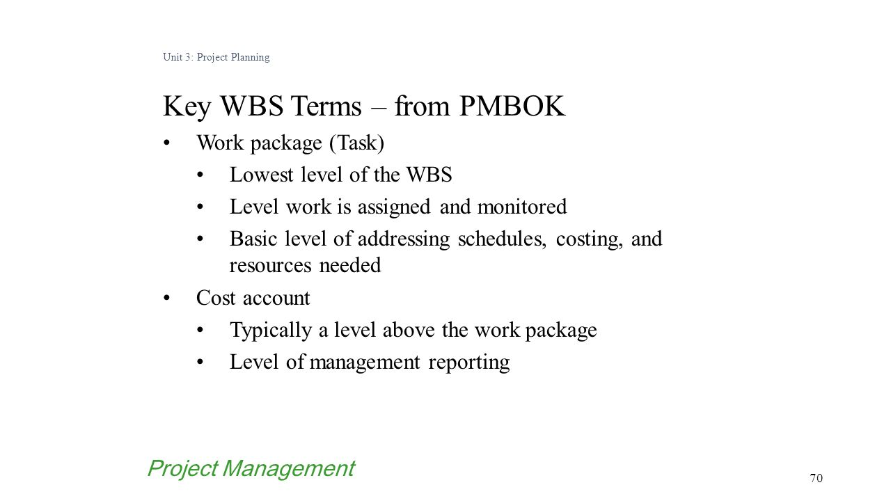 project planning and control resource management case study Joe00 study funds control documents 46  resource management 58 iii  this project management plan describes the tasks involved in the.