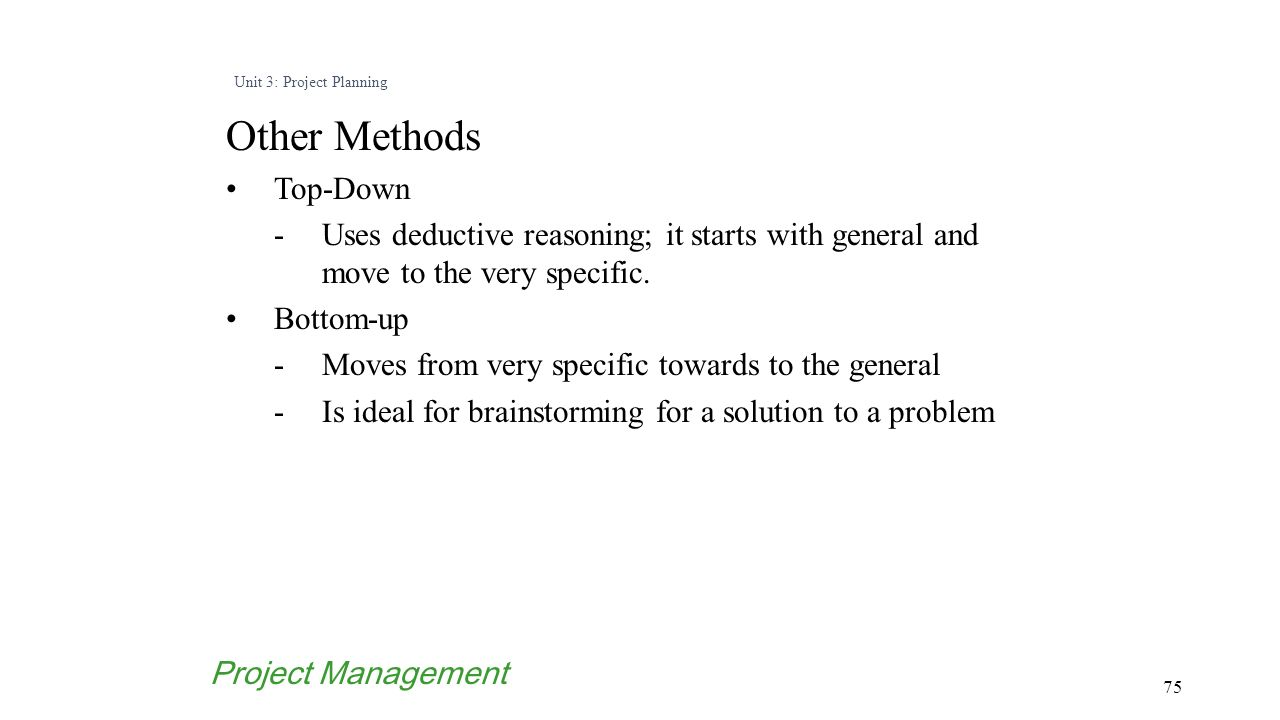 project management case study presentation – in this paper, the authors use a case study of a very successful roll out of an erp application in the irish subsidiary of a uk multinational to investigate the validity of one of the most commonly cited project management frameworks, the project management body of knowledge (pmbok), to erp projects.