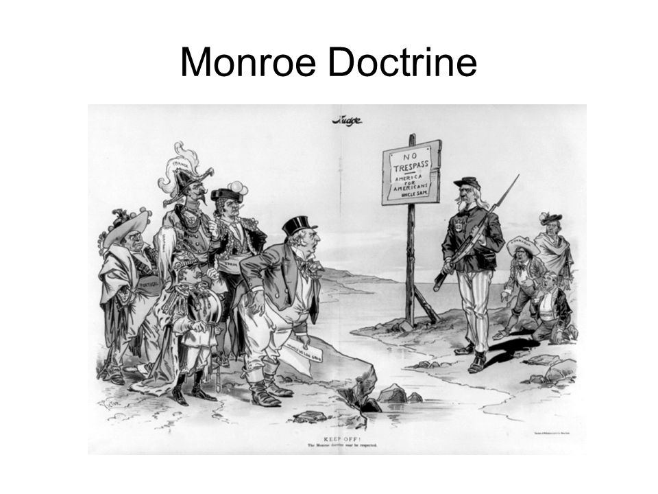 Lesson 32 Era of Good Feelings and Sectionalism ppt download – Monroe Doctrine Worksheet
