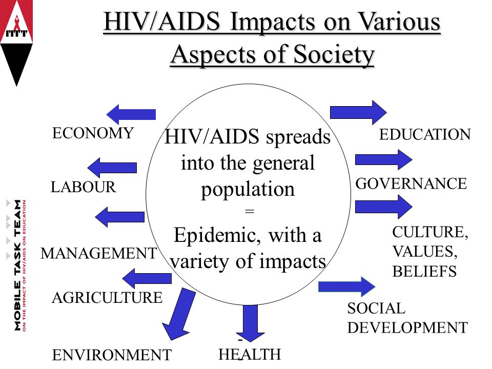 impact of hiv aids on the economy The social and economic impact of hiv/aids in poor countries: a review of studies and lessons  the impact of aids on the economy of families in cote d'ivoire:.