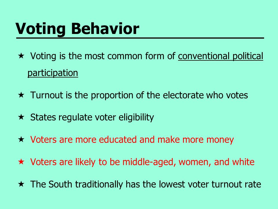VOTING and ELECTIONS. - ppt video online download