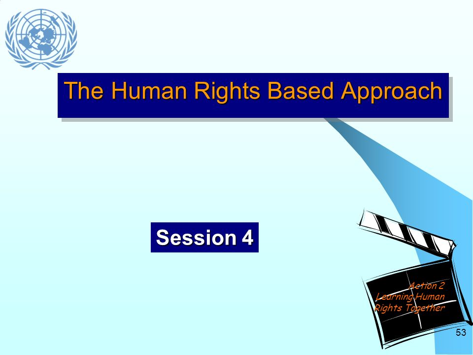 What is a human rights based approach?