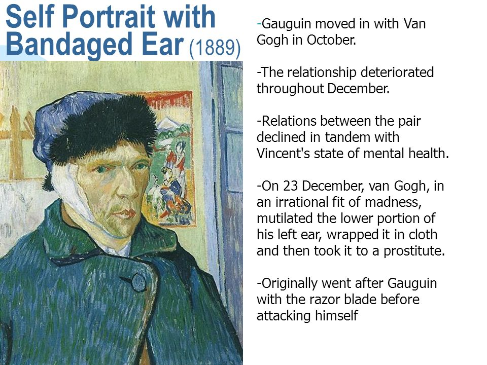 van gogh and gauguin relationship marketing
