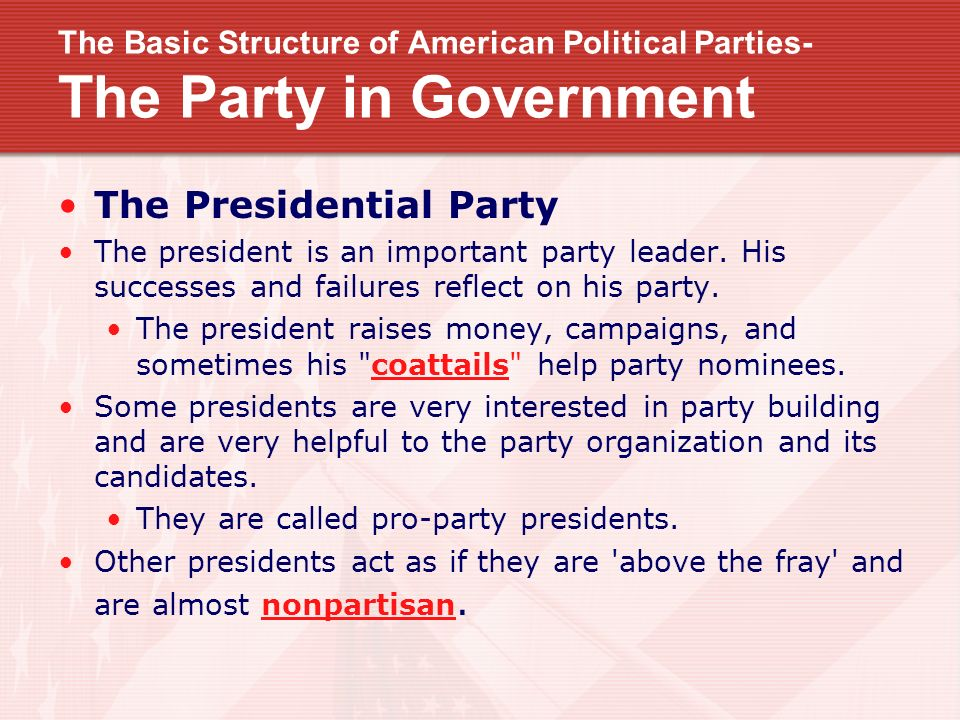 party government and its disadvantages Majority party holds the reigns of government inefficient and corrupt persons get themselves elected they have neither intelligence, nor vision, nor strength of character to steer through the ship of the state to its destinations.