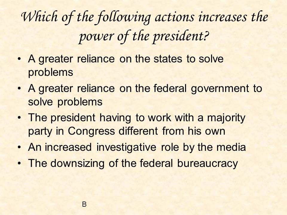 the federal bureaucracy multiple choice questions Chapter 15 & 16 government multiple choice - download as word doc (doc /  docx),  chapter 5 multiplechoice test civil liberties ch12-pres test bank  government by proxy results when ______ are hired by federal bureaucrats to do.