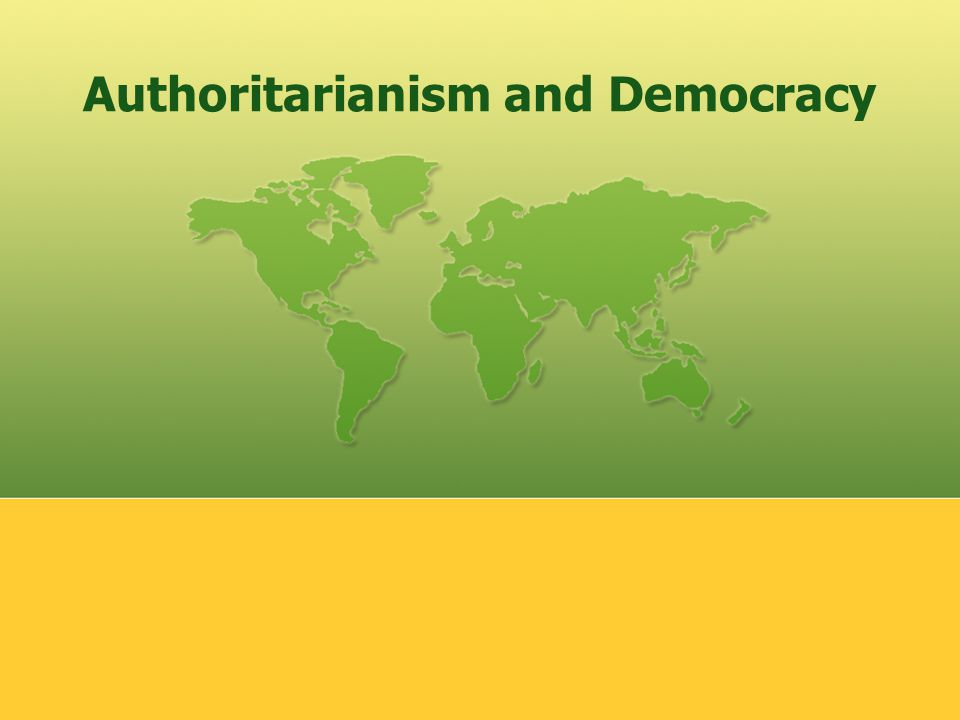 authoritarianism and democracy in rentier states Political pressures oil rentier states are based on a capital-intensive economy4 and the petroleum industry, which largely disassociates the state from the larger economic spectrum5 with income flowing into the state and less economic vulnerabilities, rentier states are more likely to act unilaterally and develop authoritarianism.