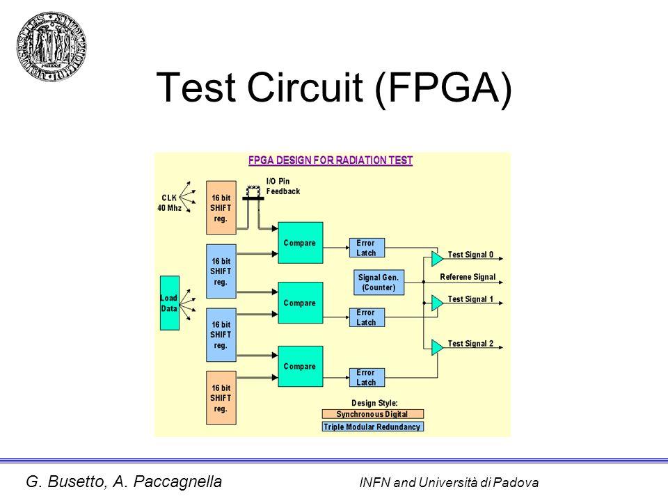Test Circuit (FPGA)
