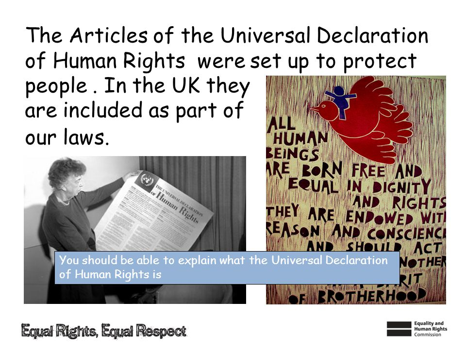 the protection of all individuals in the universal declaration of human rights Protection of human rights 12 phnom penh statement on the adoption of  reaffirming furtherther our commitment to the universal declaration of human rights, the charter of the united nations,  asean human rights declaration • civil and political rights 8 (2) every citizen has the right to vote in periodic and genuine.
