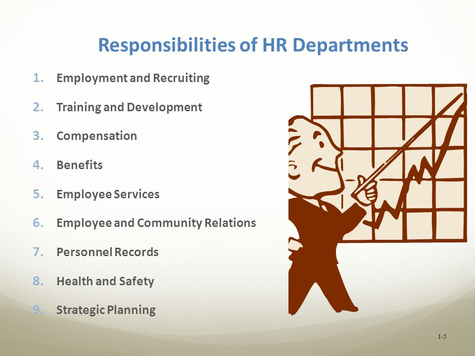 characteristics of an effective hr department Hr effectiveness matters more than ever, because leaders of  we also found  that an effective hr department has more impact on a.