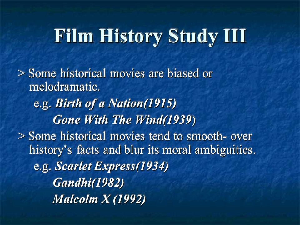 Thinking About Movies Theory And Meaning Ppt Download