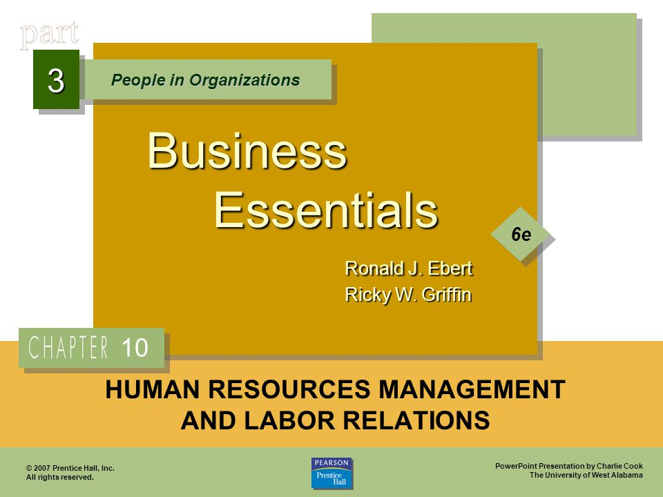ideal labor and management relationship