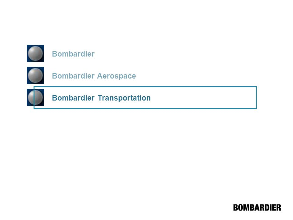 bombardier transportation the adtranz acquisition Case solution & analysis for canon inc: ambitious acquisitions in the video   case solution for bombardier transportation and the adtranz acquisition.