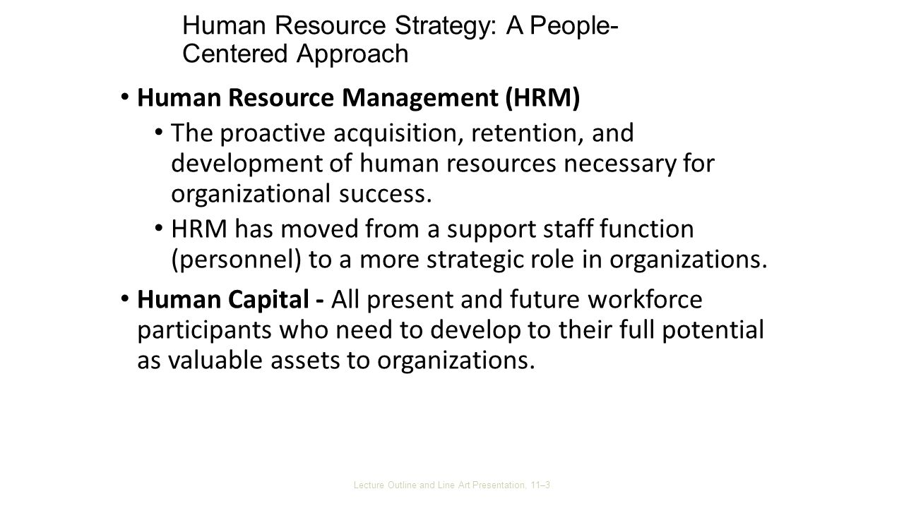What Are HRM Strategies?