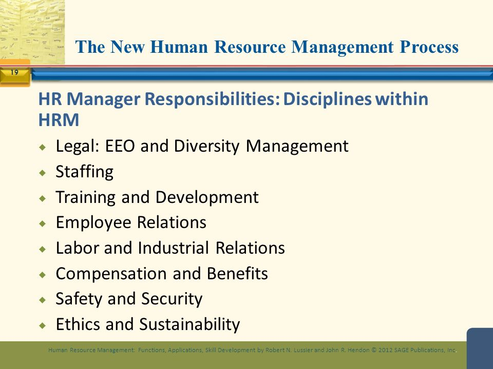 hr and employee relationship management
