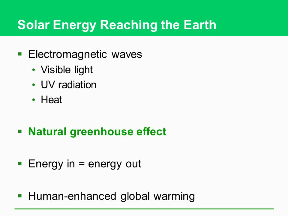 solar radiation and its effect on However, the deleterious effects of sunlight on biological systems are due almost  entirely to radiation within the ultraviolet spectrum of the sun's emission.