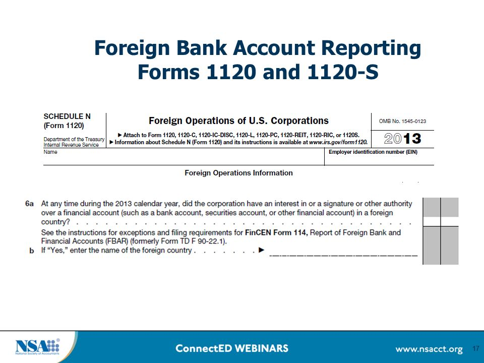 A Brave New World for U.S. Taxpayers with Foreign Assets: The New ...