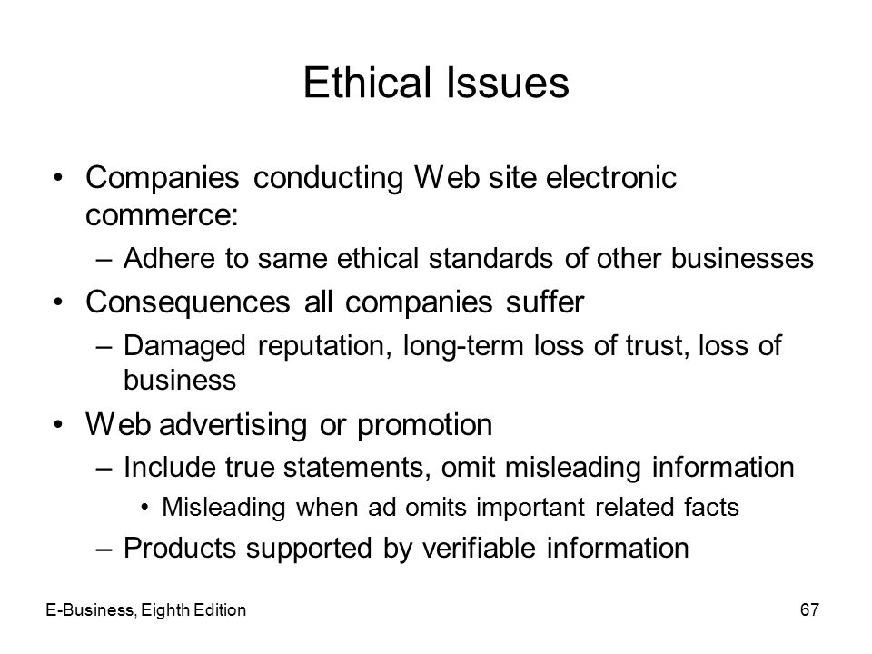 ethical issues facing businesses today Cio jeff relkin examines these and other ethical concerns facing today's it manager  10 ethical issues confronting it managers  to increase business, control expense, enhance profitability .
