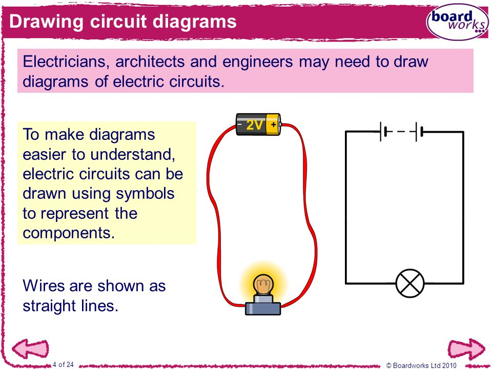 Wonderful Draw Electric Circuits Photos - Electrical and Wiring ...