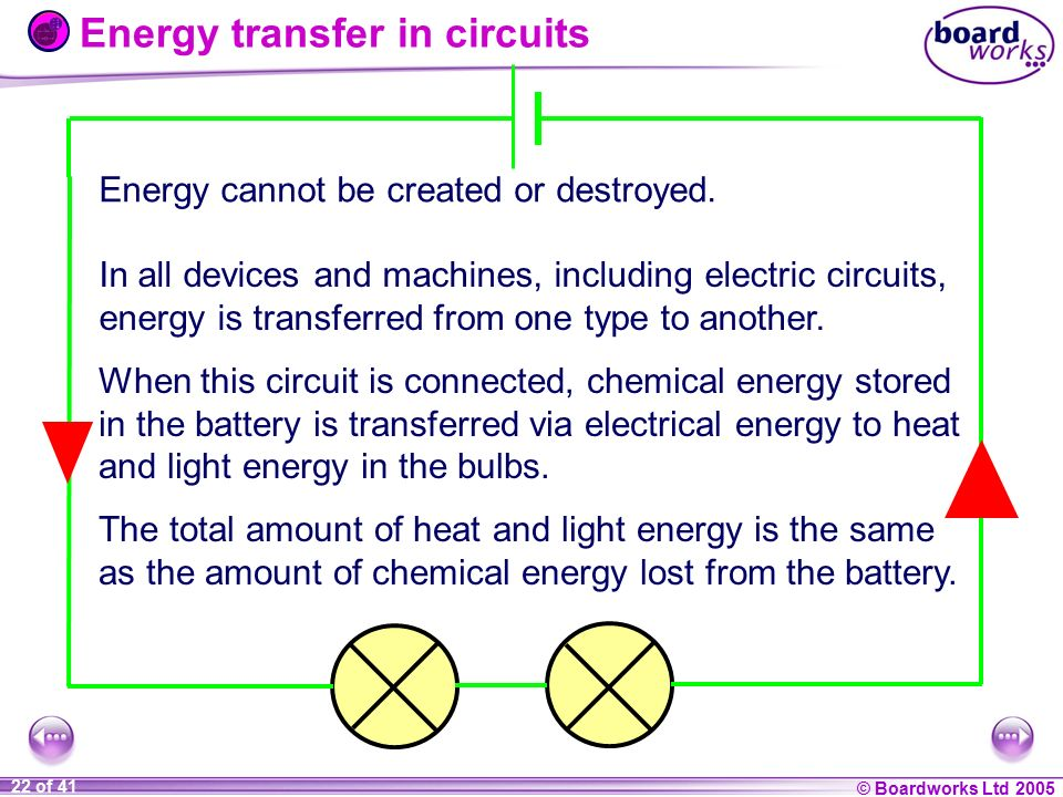 KS3 Physics 7J Electrical Circuits. - ppt video online download