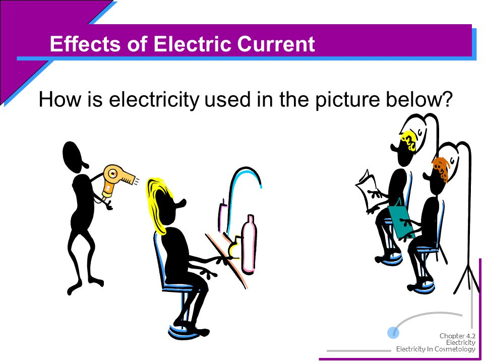"""cosmetology and electricity Cosmetology lesson plans electricity chapter day 1 10 mins kwl introduction as springboard into the lesson • teacher writes, """"what do we know (k)"""" on the whiteboard."""