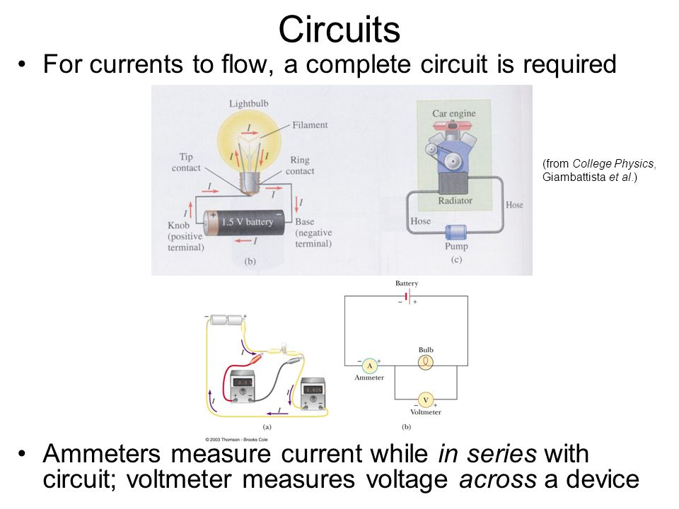 how to solve a series circuit