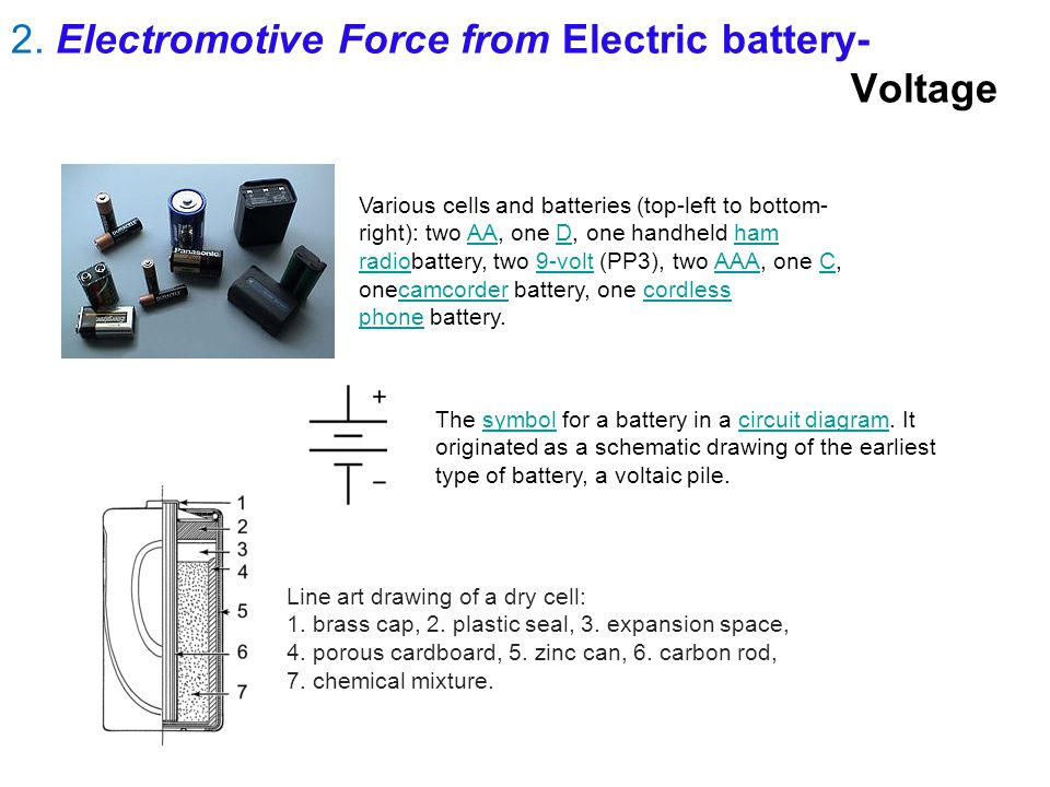 Awesome Battery Cell Symbol Sketch - Electrical and Wiring Diagram ...
