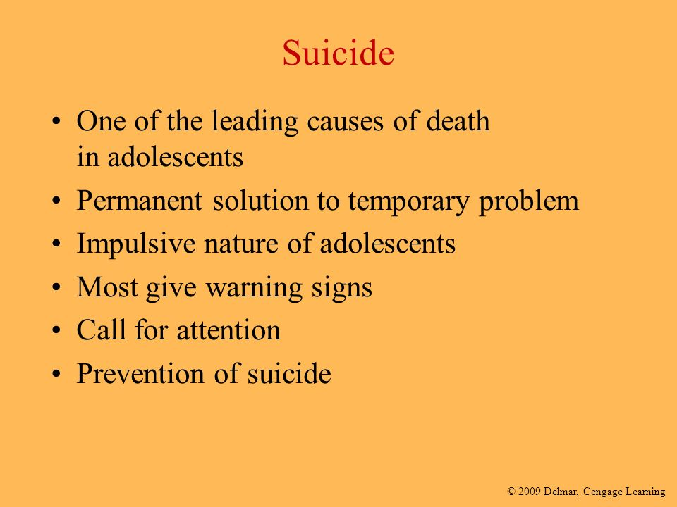 """the problem of suicide caused by depression reasons and prevention To """"do something"""" about the problem of bullying and suicide for this reason, the centers for disease control and prevention  • we know enough about the relationship between bullying and suicide-related behavior to make  if bullying doesn't directly cause suicide, what do we know about how bullying and suicide are related."""