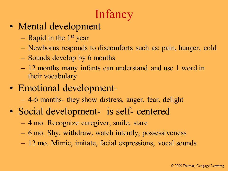 physical mental emotional and social development of infants Early childhood brain development early childhood mental  what is social & emotional development  as supporting their physical development what.