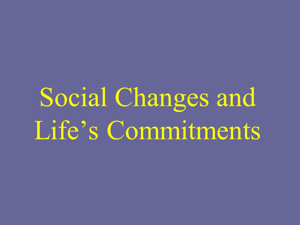 a life committed to social change In a committed relationship, however, it matters what the other person wants to do and where they see themselves in the future so if you and your partner are making plans together, there's a good likelihood that your relationship is in for the long haul.