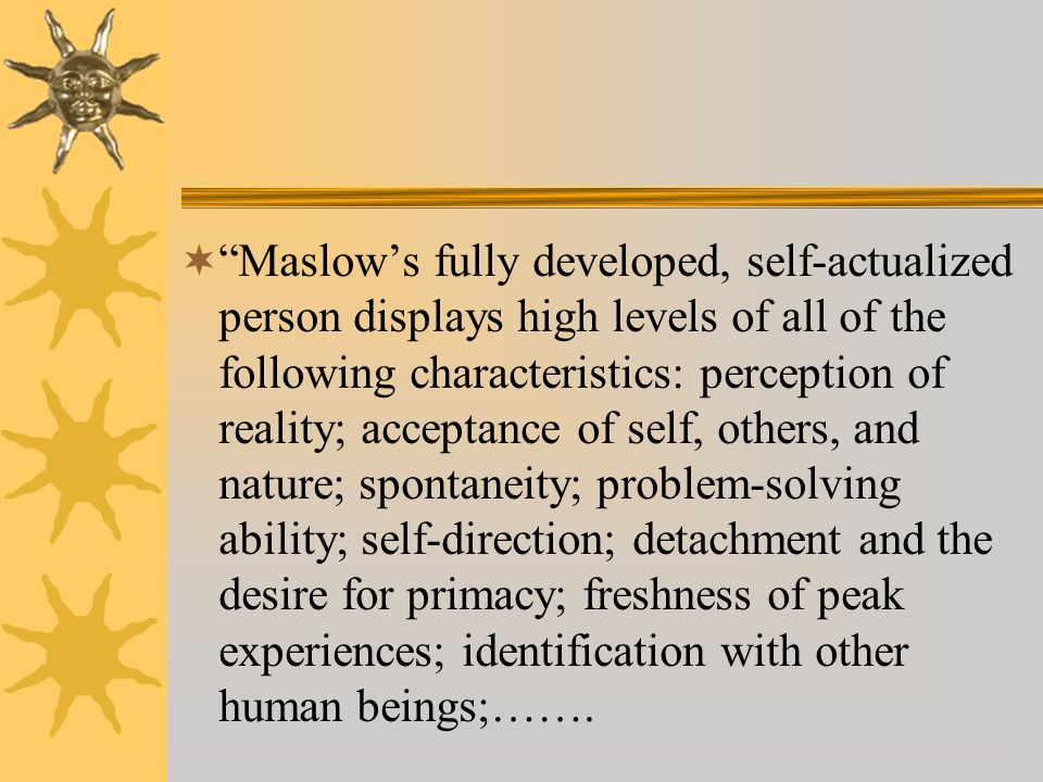 The Human Soul Has Still Greater Need Of The Ideal Than Of: THEORIES OF AGING Based On Information In: Madison, H.E