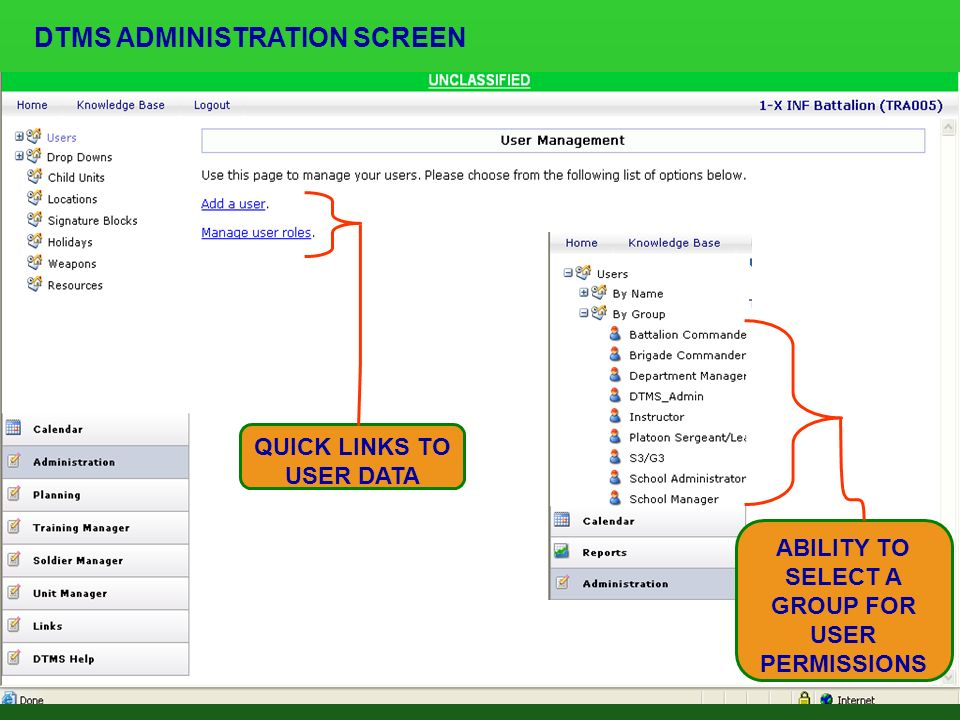 Digital Training Management System Dtms V Ppt Video Online