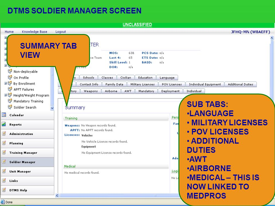 31 Dtms Solr Manager Screen