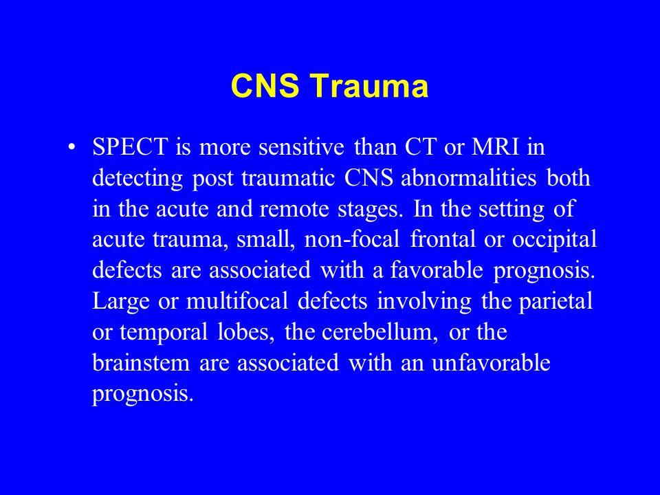 CNS Trauma