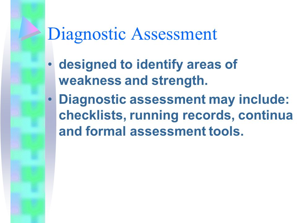 Informal & Formal Summative, Formative & Diagnostic - Ppt Video