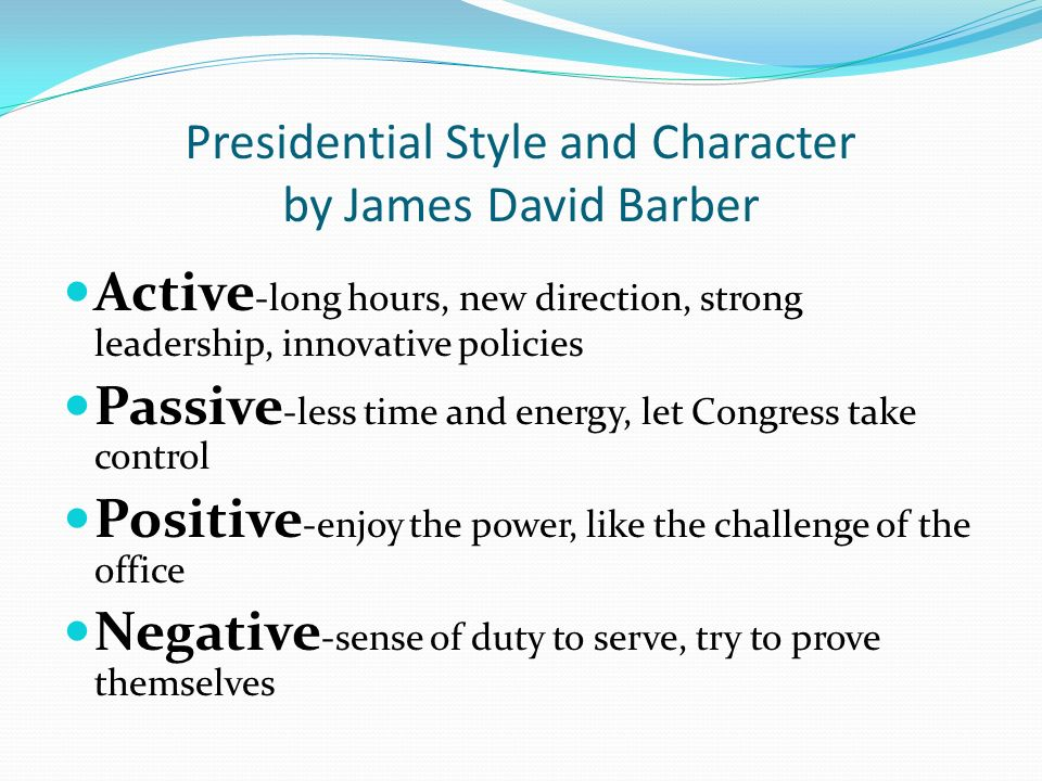 has presidential power become too strong Presidential powers:  would become as power as he has  today have too much power relative to the other two.