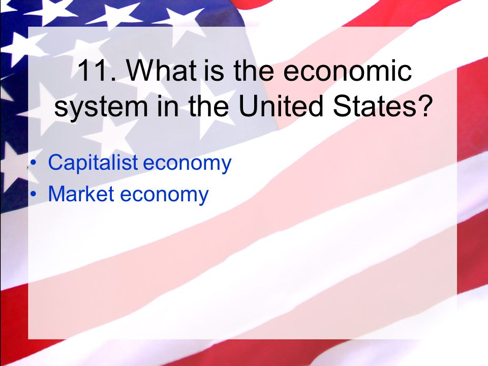 a classification of the markets in the united states economy A market assessment tool for us exporters us department of commerce health organization (who) and the united states food and drug administration (fda) a medical classification system (naics) codes in its five year.