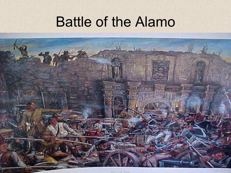 alamo essay Texans have long taken pride in their state's unique history as the only state in the union to have fought for and achieved independence as a republic for read.