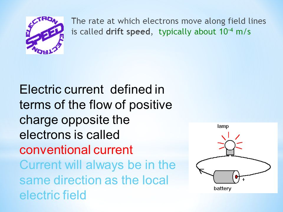 Electric Current Locator : Physics subject area test ppt download