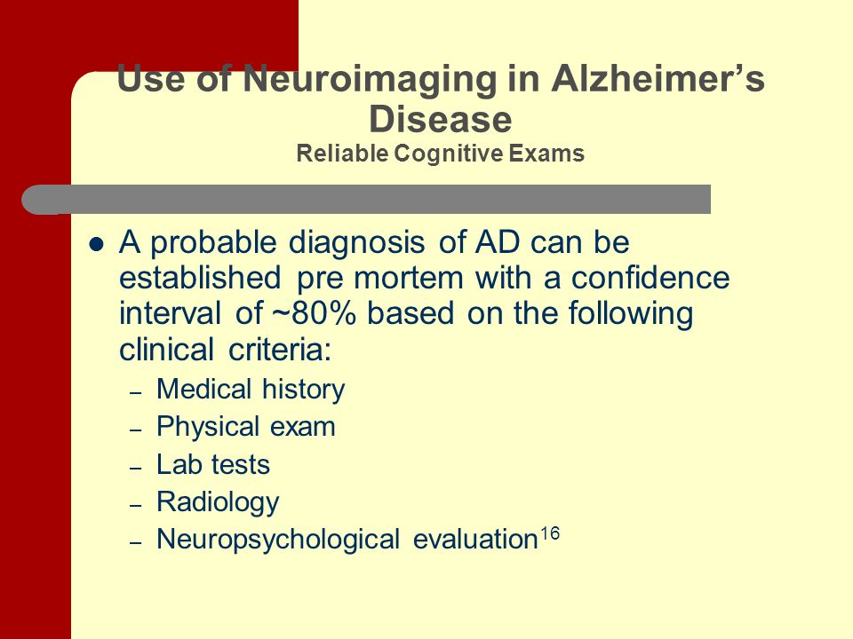 a history and the medical challenges of the alzheimers disease Alzheimer's disease (ad), the leading cause of de- mentia, is a  past medical  history is significant only for mild osteoarthri- tis and  history of dementia or  cognitive impairment  ticularly concerned about her memory problems, and  doesn't.