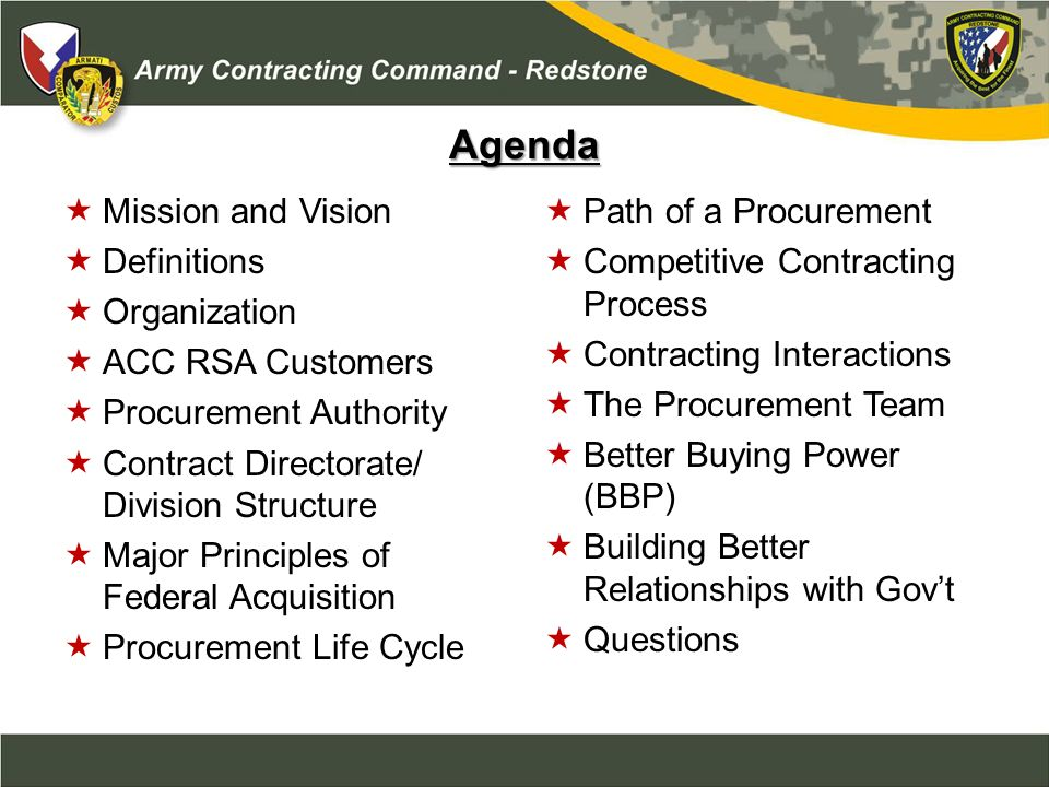 Procurment Data Acquisition Principles : Space and missile defense ppt download
