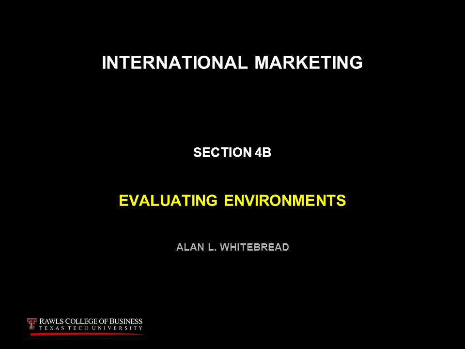 evaluate international marketing How do i: monitor my marketing campaign  information on evaluation, see how do i: evaluate the effect of my marketing spend) benefits.