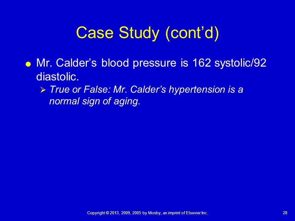 mr roger hypertension case study