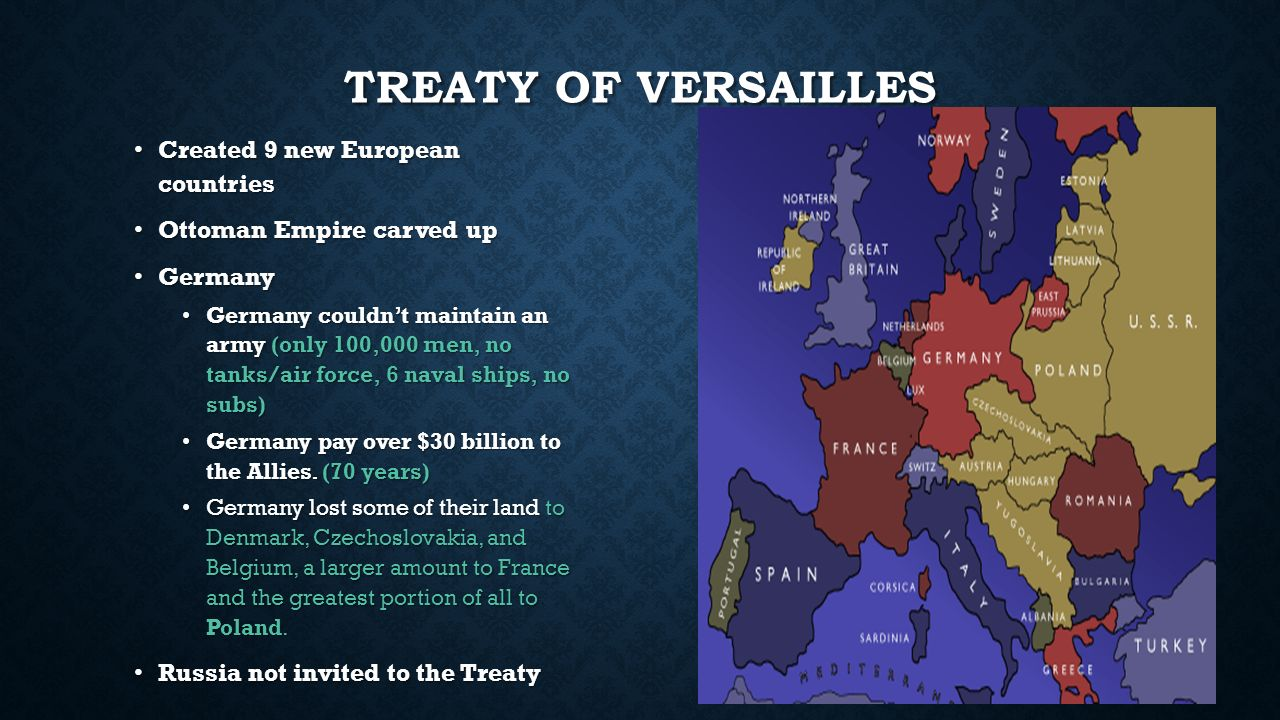 treaty of versailles created to maintain peace among nations The treaty of versailles headed by klemens von metternich of austria after of preserving peace both the congress of vienna, headed by klemens von.