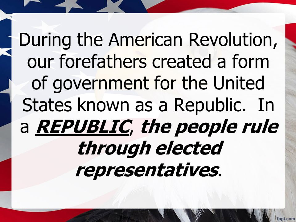 Creating a Republic. - ppt download