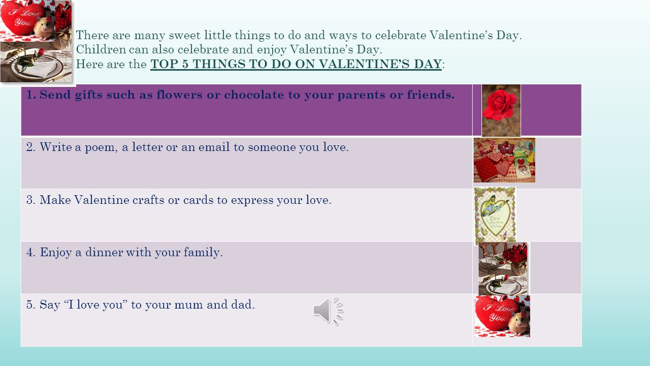 Valentine's Day. - ppt download