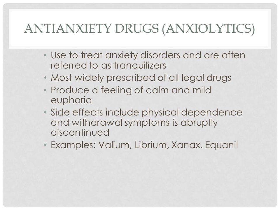 is xanax used to treat seizures naturally