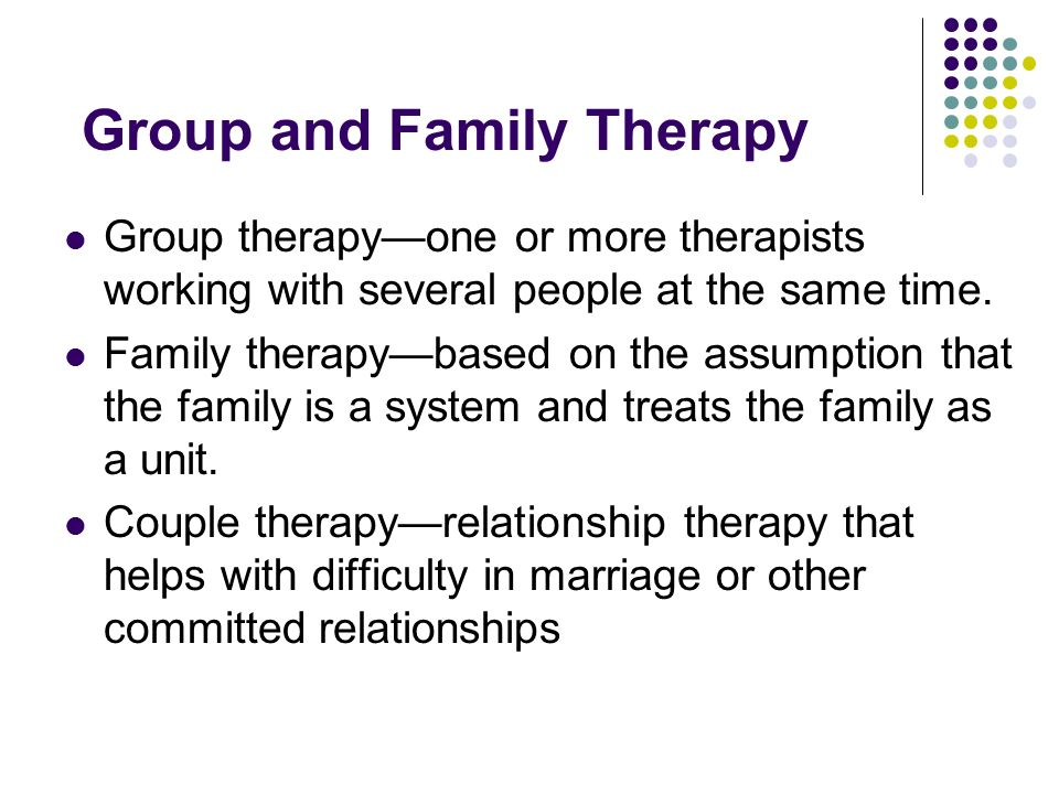 journal of people and relationship therapy