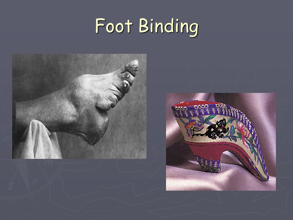 Ancient Chinese Foot Binding Essay